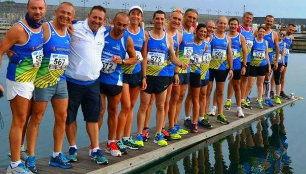 Tony e quelli che la…Maratona di Praga