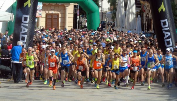 Il Campionato podistico Super Prestige il 7 maggio a Terrasini per la 20 km