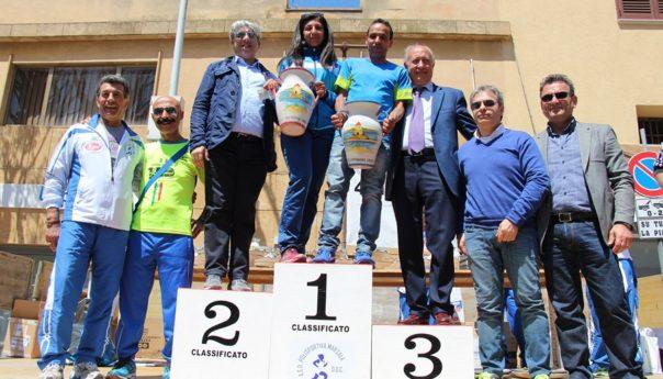 Maratonina Città del Vino bella e possibile per oltre 1000 podisti. Vincono Bibi Hamad e Chiara Immesi