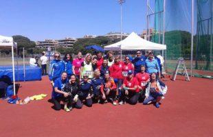 Pentalanci: i campioni master 2017. Siciliani protagonisti