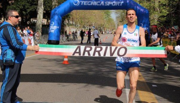 Vincenzo Agnello firma 29'42 nei 10000 in pista