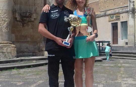 Trofeo dei Borghi: vittorie di Giovanni Cavallo e Fiorella Valvo
