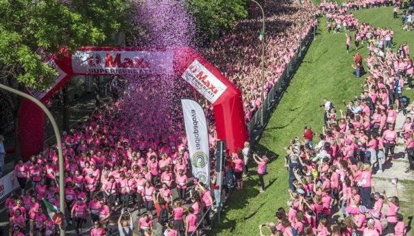 A Treviso la festa è rosa