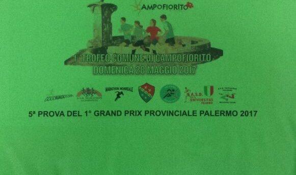 1° Trofeo Comune di Campofiorito: la maglia tecnica