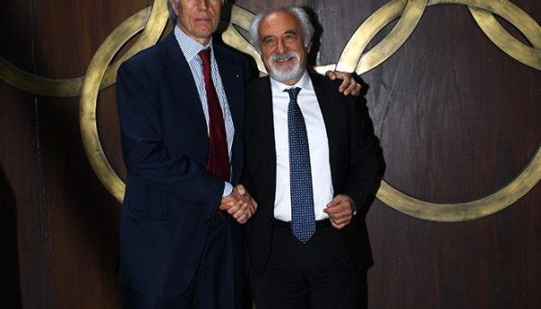 Giovanni Malagò confermato alla guida del Coni...la Sensini vice presidente