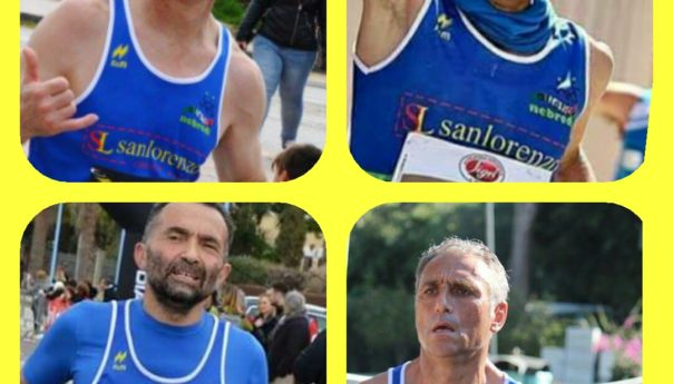 L'Atletica Nebrodi alla Maratona di Praga
