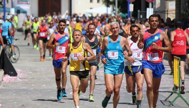 Trofeo Madonna del Rosario: il diario della corsa di Remigio Di Benedetto