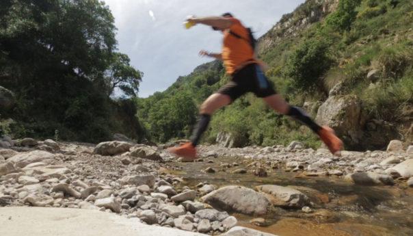 Al Trail dello Zu Pardo successi di Francesco Cesare e Susanne Olvback