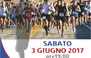 A Castelluzzo il 3 giugno si corre la 1° Italia in Corsa