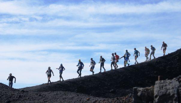 Sul vulcano l'ottava dell'Etna Trail