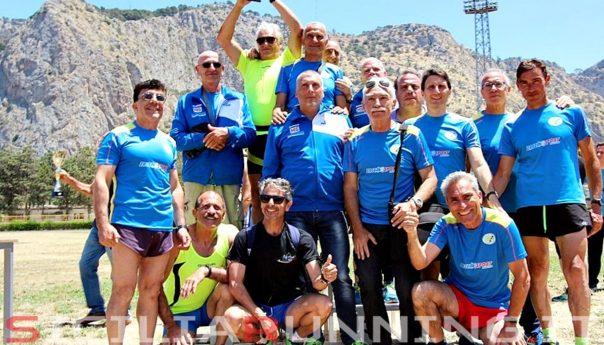 La Puntese San Giovanni La Punta alla Finale Nazionale dei CdS Master