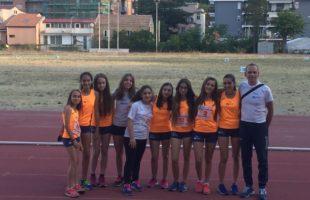 Atletica Savoca e Odysseus vincono i provinciali Ragazzi/e