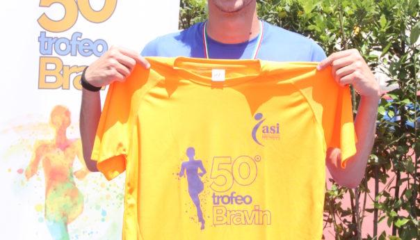 Trofeo Bravin con 705 partecipanti: premiato il siciliano della Milone, Mirabella
