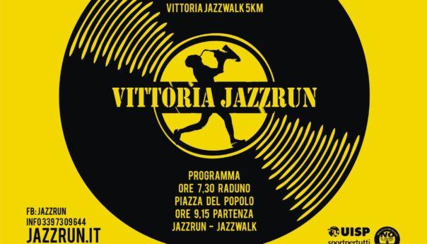 1a Vittoria Jazz Run: si aprono le iscrizioni