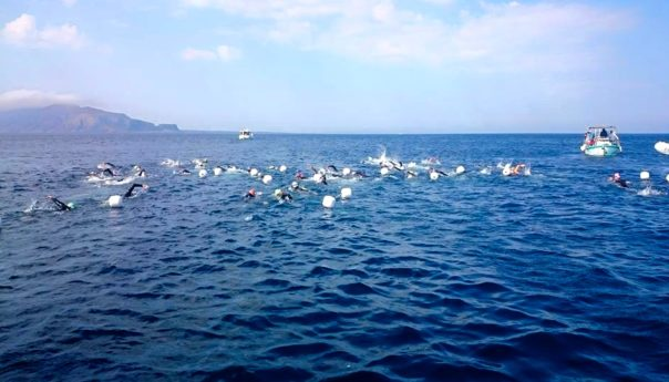 La Egadi Swim Race scalda i motori