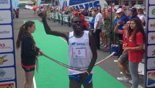 Trionfo ruandese alla Pistoia-Abetone Ultramarathon 50km