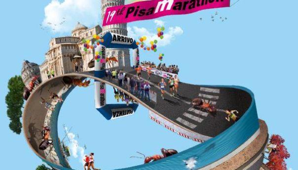 Meno di sei mesi alla Pisa Marathon