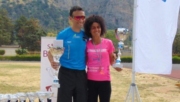 Alla Minimaratona di Sicilia trionfano Filippo Lo Piccolo e Rosaria Patti