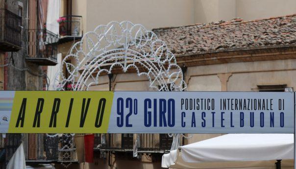La start list del 92esimo Giro podistico Internazionale di Castelbuono
