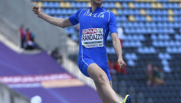 Filippo Randazzo d'argento ai Campionati Europei under 23