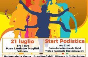 Una Corsa per la Ricerca: 8° Trofeo Parent Project Onlus
