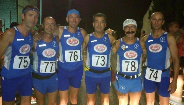 La Marsala Doc in grande spolvero alla Maratona alla Filippide