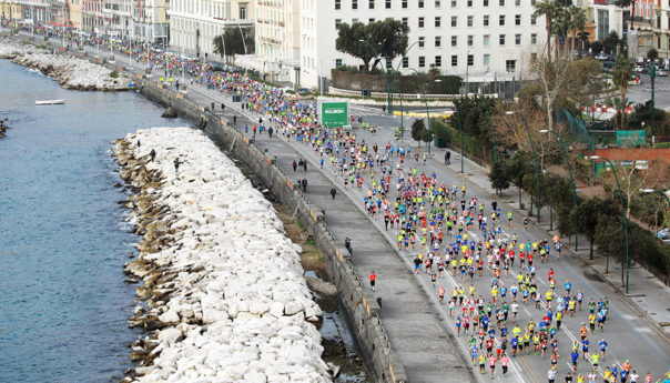 Coast to Coast e  Napoli City Half Marathon: aprono le iscrizioni