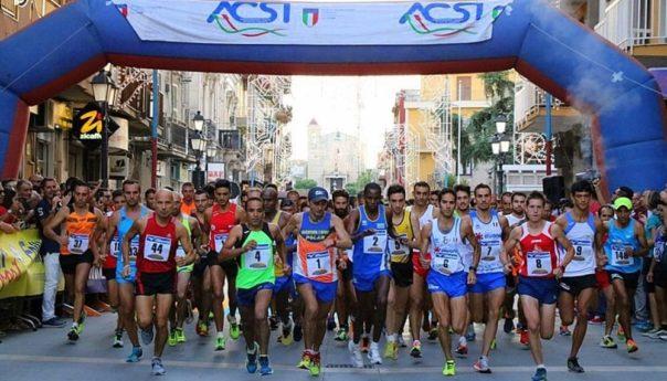 Il Trofeo podistico ACSI Città di Ravanusa festeggia le 25 edizioni