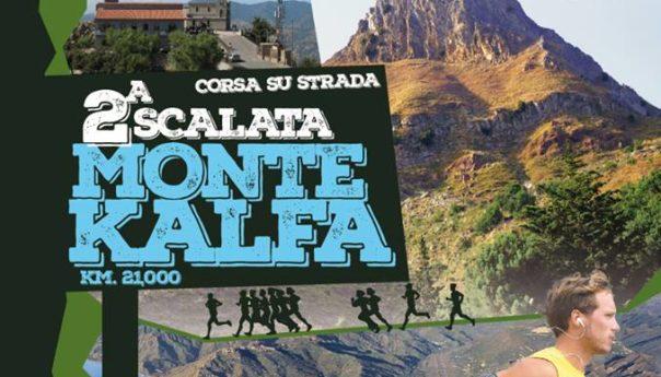 Scalata al Monte Kalfa: fino al 17 settembre iscrizioni a tariffa agevolata