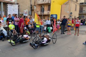 Lo sport e la solidarietà vincono a Barrafranca