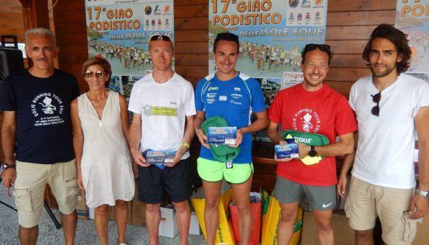 Il 17° Giro delle isole Eolie incorona Carlo Mauro e Cristiana Bonassi