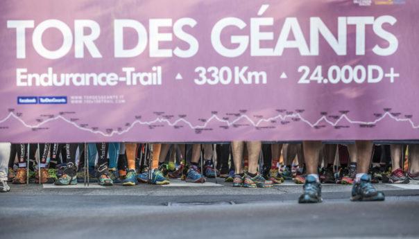 Domenica il via al Tor des Géants®