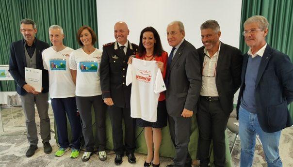 L'Arma dei Carabinieri corre la 32^ Venicemarathon per la solidarietà