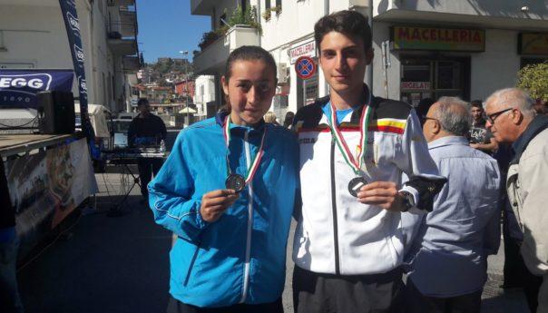 Campionati italiani di Mezza Maratona: podi d'argento per Giorgianni, Tasca e Betta