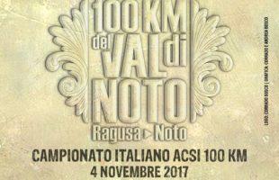 Il 4 novembre la 100 km del Val di Noto: spettacolo di ultra
