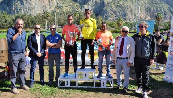 Mohammed Hajjy e Rosaria Patti si aggiudicano l'International Half Marathon di Palermo