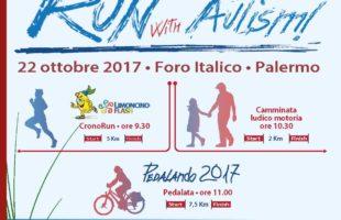 Domenica 22 ottobre Palermo si tinge di blu, il colore dell'Autismo