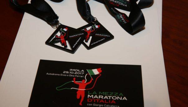 Presentata La Mezza Maratona d'Italia
