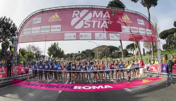 Già 4.234 iscritti alla 44^ Roma Ostia:  fino al 30 novembre tariffa a 32 euro