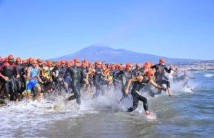 A Cristina Ventura ed Ennio Salerno l'edizione 2017 della Sicily Triathlon Series