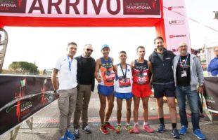 Festa da 2000 runner per la Mezza Maratona d'Italia