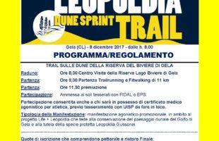 Torna il Leopoldia Dune Sprint Trail