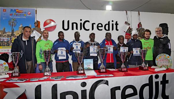 XXIII Maratona di Palermo: presentati i top runners