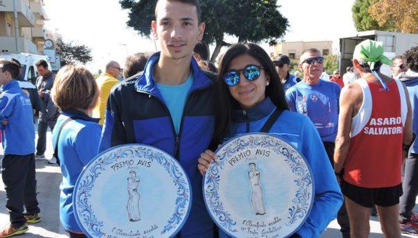 Nicola Mazzara e Chiara Immesi trionfano nel 17° Trofeo Garibaldino
