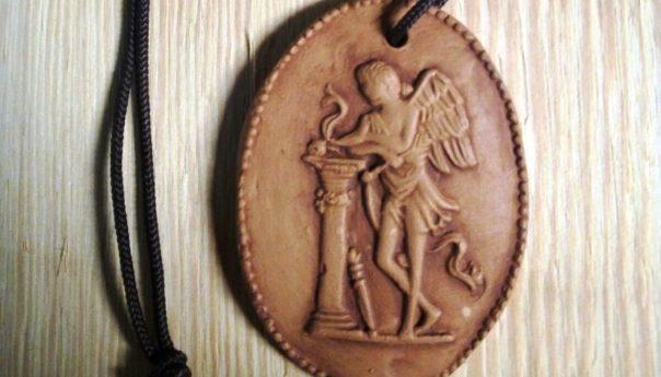 La medaglia della 4a Maratonina del Golfo