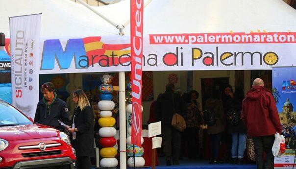 XXIII Maratona di Palermo: start domenica alle ore 9...in 1800 al via