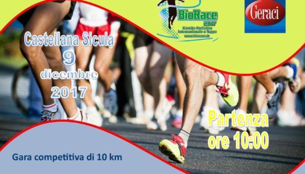 Il BioRace sulle Madonie per il 1° Trofeo Running Città Turistica di Castellana Sicula