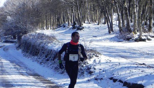 Tra fango e neve, in 200 sui Nebrodi: vincono Giovanni Ruocco e Giorgia Pecoraro