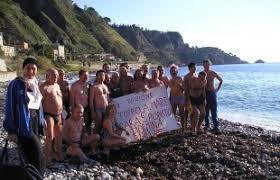 Il 1° gennaio la 43a edizione del Tuffo a mare e corsa – Trofeo Chico Scimone