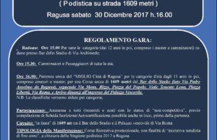 Torna il Miglio Città di Ragusa